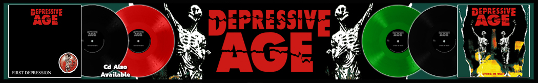 Depressive Age - First Depression, Lying in Wait