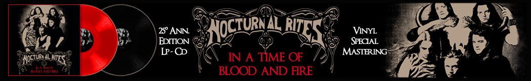 Nocturnal Rites - In a Time of Blood and Fire