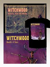 Witchwood - 2CD + TShirt