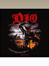 Dio - Holy Diver Patch (10x10Cm)