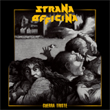 Strana Officina Guerra Triste (cd/lp)