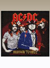 AC/DC - Patch (10x10Cm)