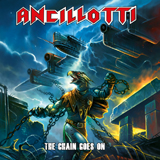 Ancillotti - The Chain Goes On (lp)
