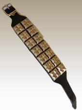 Studded Leather Wristband 2