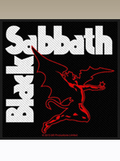 Black Sabbath - Angel Patch (10x10Cm)