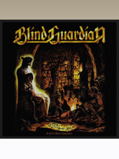 Blind Guardian - Patch (10x10Cm)
