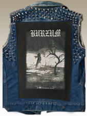 Burzum - BackPatch