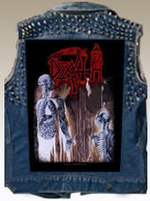 Death - BackPatch