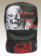 Death - S.B.G. Backpack