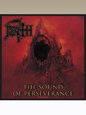 Death - Sound Patch (10x10Cm)