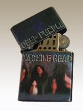 Deep Purple - Lighter (4x6Cm)