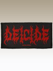 Deicide - Patch (10x5Cm)