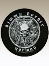 Dimmu Borgir - Patch (9,5Cm)