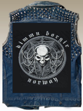 Dimmu Borgir  BackPatch