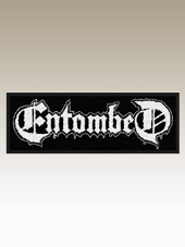 Entombed - Patch (10x3,5Cm)