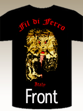 FIL DI FERRO - Gold Wolf (S,M,L)