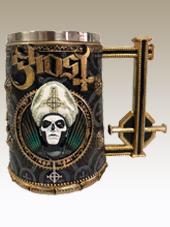 Ghost - Tankard (H:15Cm)
