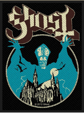 Ghost - Opus Patch (10x7,5Cm)