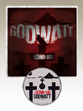 Godwatt - LP+CD (plastic sleeve)