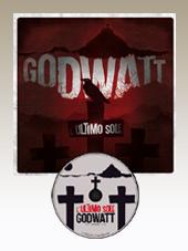 Godwatt - LP+CD (plastic sleeve)