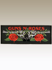 Guns n Roses - Patch (17x6Cm)