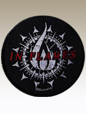 In Flames - Patch (9,5Cm)