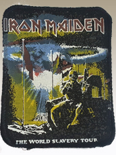 Iron Maiden - Patch Vintage3 (8x10Cm)