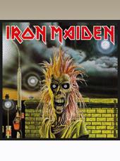 Iron Maiden - Patch (10x10Cm)