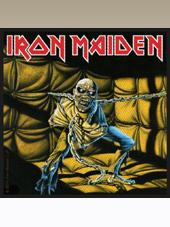 Iron Maiden - Piece Patch (10x10Cm)