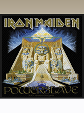 Iron Maiden - P.Slave Patch (10x10Cm)