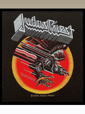 Judas Priest - Defenders Patch (10x10Cm)