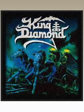 King Diamond - Abigail Patch (10x9Cm)