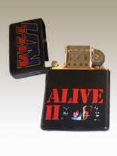Kiss - Lighter (4x6Cm)