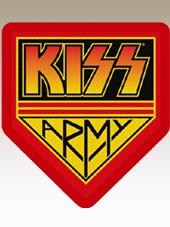 Kiss - Logo Patch (10x9Cm)