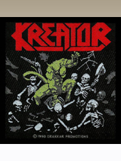 Kreator - Pleasure to Kill Patch (9x9Cm)