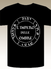 L'IMPERO DELLE OMBRE -  Logo (Sold Out)