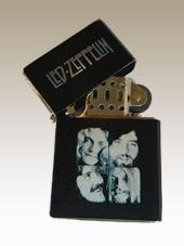 Led Zeppelin - Lighter (4x6Cm)