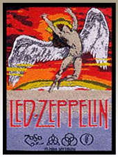 Led Zeppelin - Patch (9,5x7,5Cm)