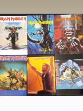 Iron Maiden - Set 6 Cards (10x15Cm)