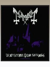 Mayhem - Patch (10x10Cm)