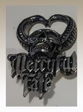 Mercyful Fate - Metal Pin