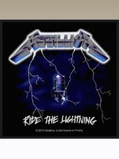 Metallica - Ride Patch (10x9,5Cm)