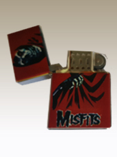 Mifists - Red Lighter (4x6Cm)