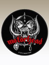 Motorhead - Logo Patch (9Cm)