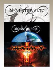 Memento Waltz + Negacy - 3CD