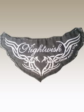 Nighwish - Logo Patch (10x5Cm shaped)
