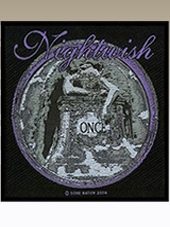 Nightwish - Once Patch (10x10Cm)
