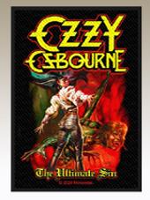 Ozzy Osbourne - Patch (10x7Cm)