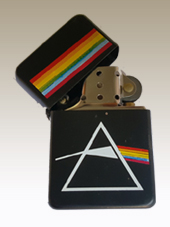Pink Floyd - Lighter (4x6Cm)