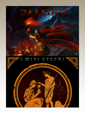 Darking + I Miti Eterni  2CD